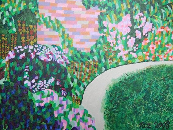Lost Garden of Heligan 3 - The Sun Dial Garden
