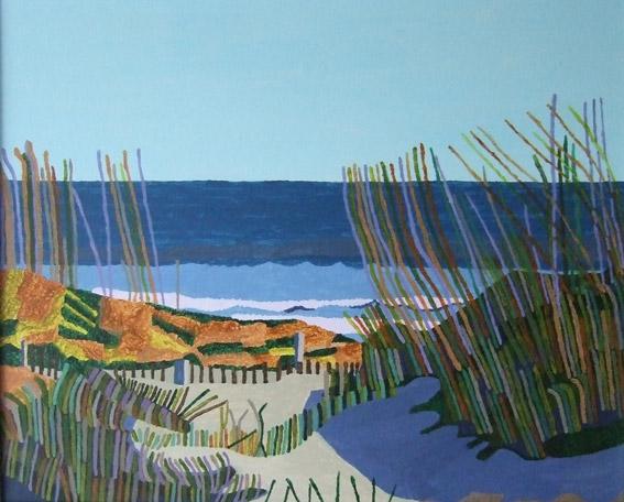 Dunes - New England Beach